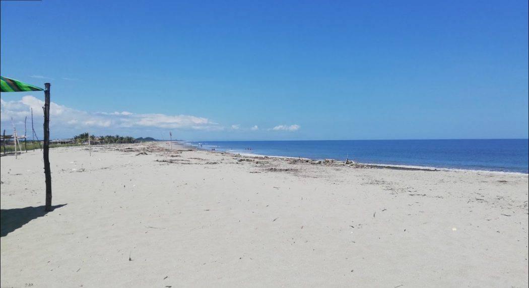 Playa San Gregorio en Huaquillas, El Oro, Ecuador
