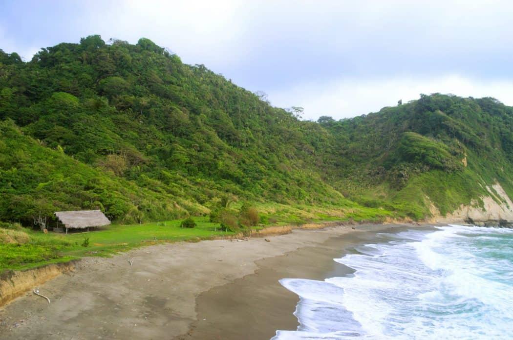 Tongorachi, Esmeraldas - Playas Escondidas de Ecuador
