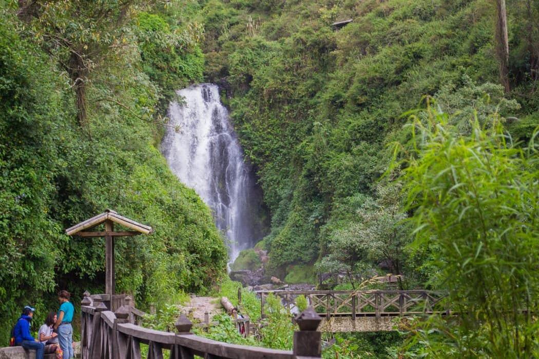 Cascada de Peguche - Otavalo