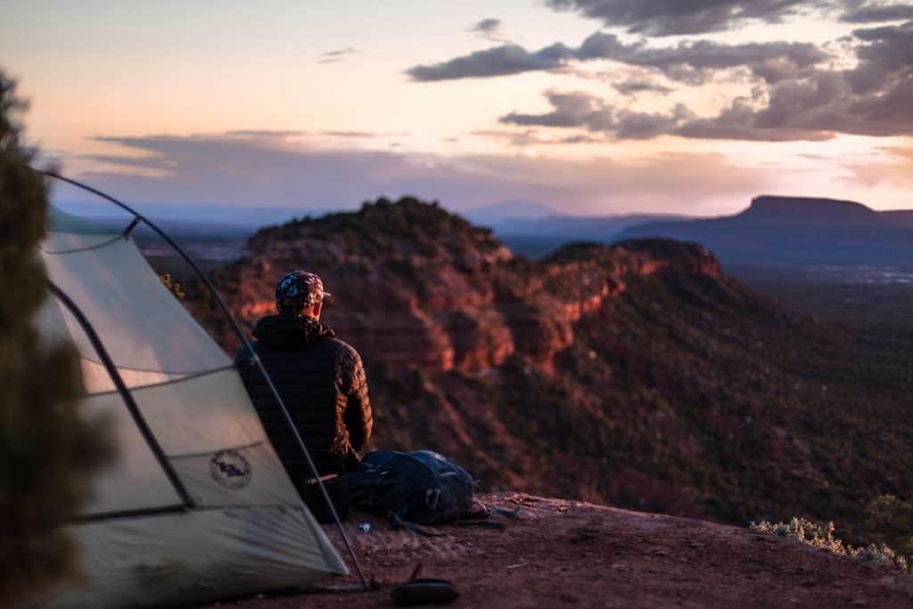 acampar en tiempos de pandemia