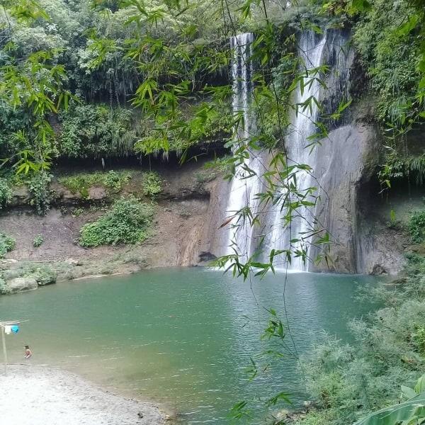 cascada pedro carbo guayas