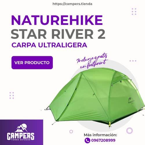naturehike star river ecuador
